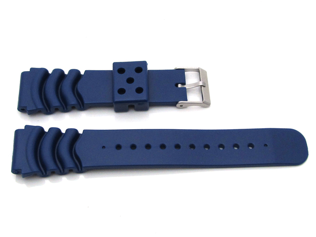 Aftermarket Seiko Monster Rubber 20mm Strap Watch Straps